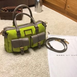 NWT Marc Jacobs convertible handbag